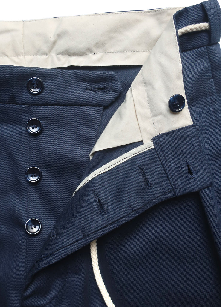 trousers Nantes - Navy