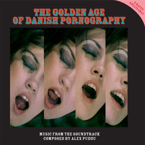 Alex Puddu ‎– The Golden Age Of Danish Pornography