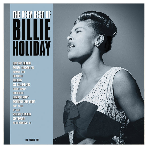 Billie Holiday ‎– The Very Best Of