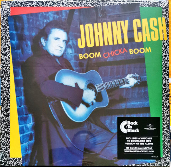 Cash, Johnny - Boom Chicka Boom