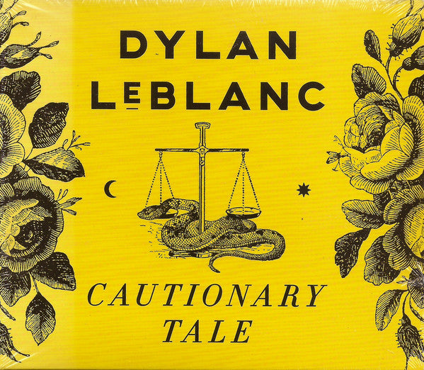 LeBlanc, Dylan  ‎– Cautionary Tale