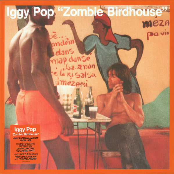 Iggy Pop ‎– Zombie Birdhouse