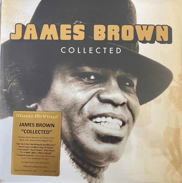 Brown, James ‎– Collected