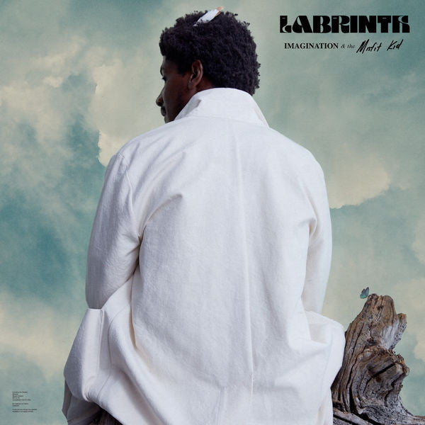 Labrinth ‎– Imagination & The Misfit Kid