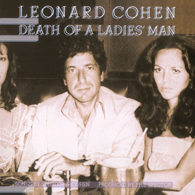 Cohen, Leonard - Death Of A Ladies' Man
