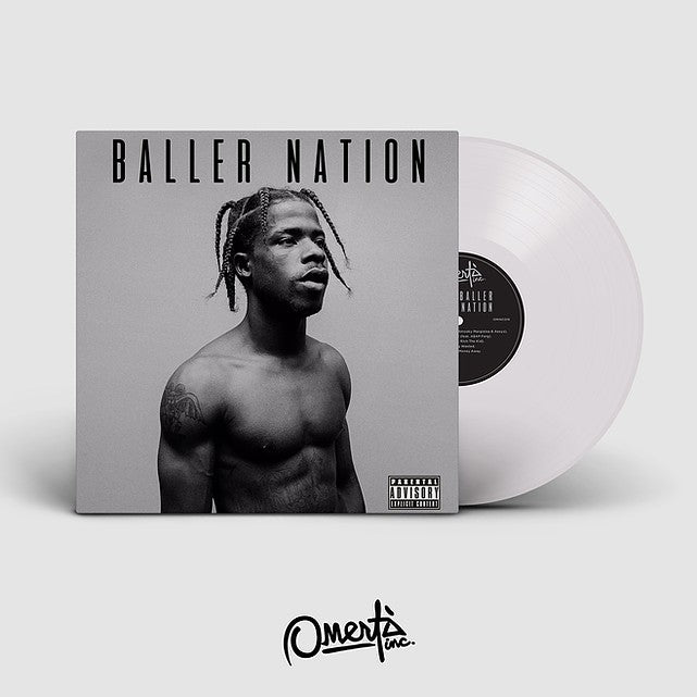 Marty Baller ‎– Baller Nation