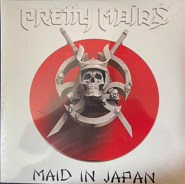 Pretty Maids - Maids In Japan