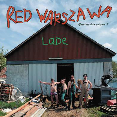 Red Warszawa ‎– Lade (Greatest Hits Volume 7)