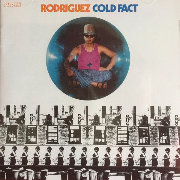 Rodriguez ‎– Cold Fact