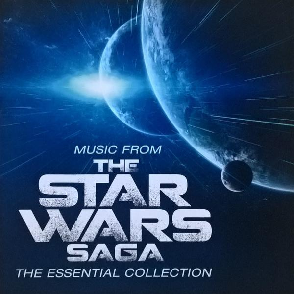 Star Wars - Music From The Saga (Ltd. Flaming Vinyl)