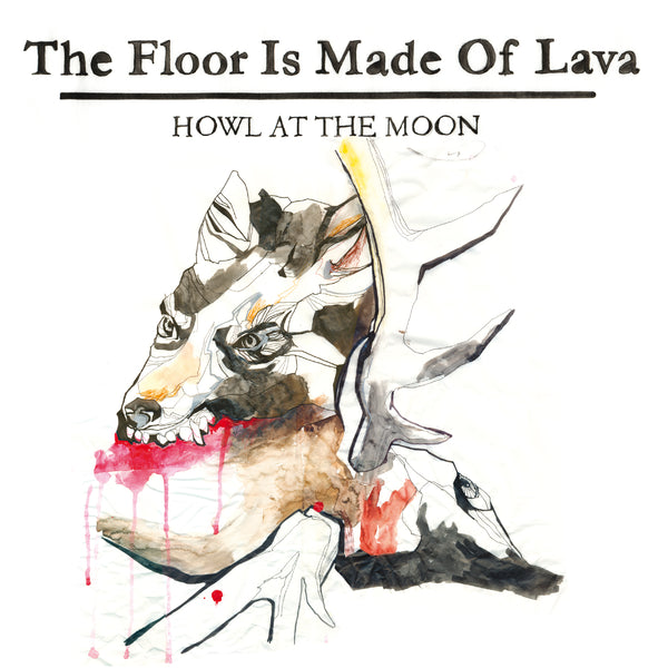 Floor Is Made Of Lava - Howl At The Moon