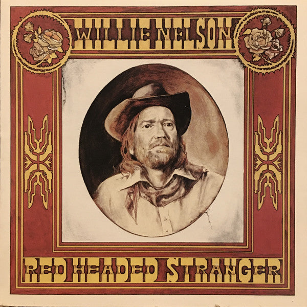 Nelson, Willie  ‎– Red Headed Stranger