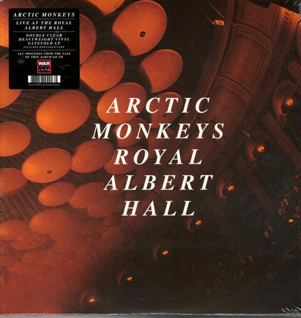 Arctic Monkeys ‎– Live At Royal Albert Hall