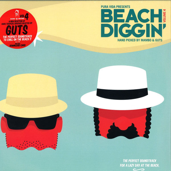 Various ‎– Pura Vida Presents: Beach Diggin' Volume 4