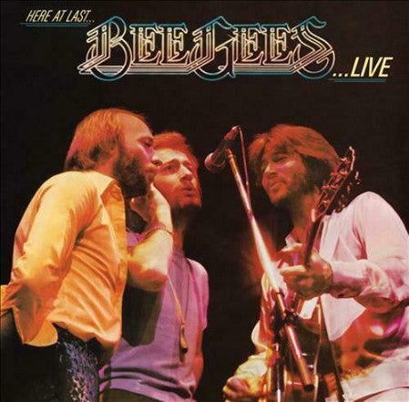 Bee Gees ‎– Here At Last - Bee Gees Live