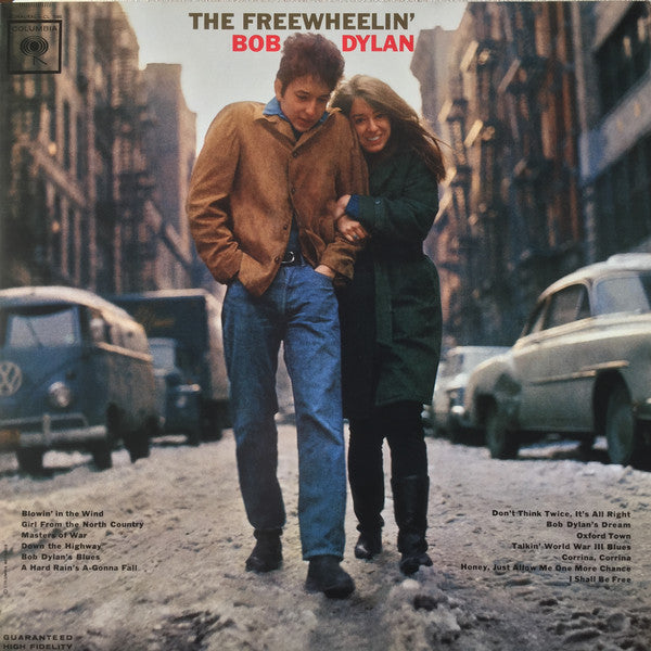 Dylan, Bob - The Freewheelin' Bob Dylan