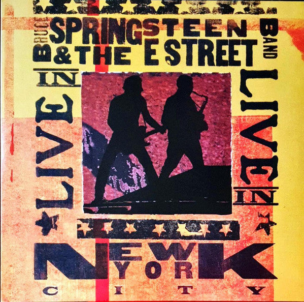 Springsteen, Bruce - Live In New York City