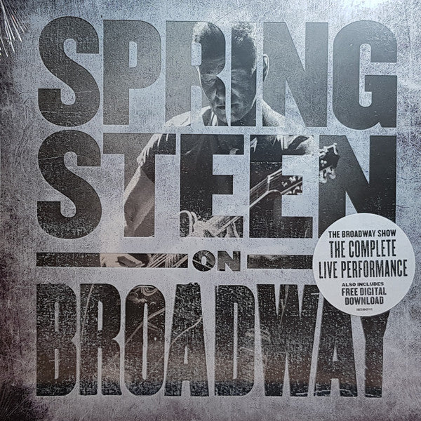 Springsteen, Bruce - Springsteen On Broadway