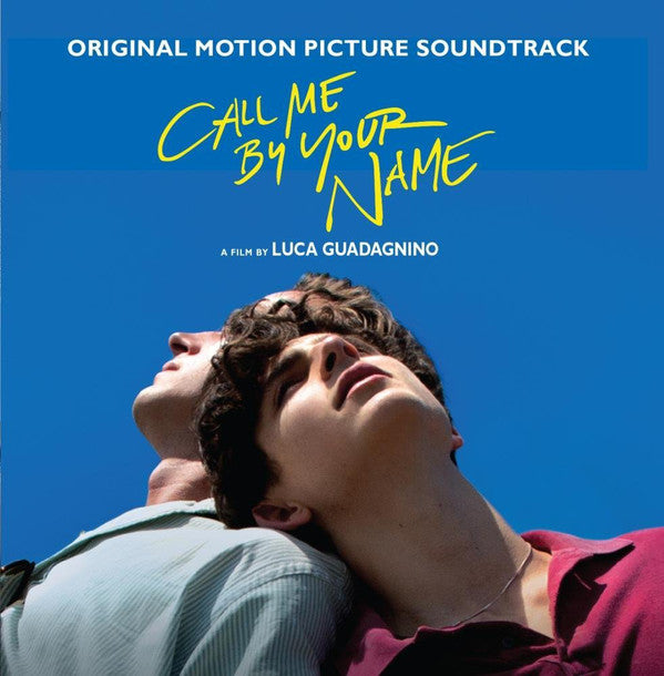Call Me By Your Name (Original Motion Picture Soundtrack) - Various Artist