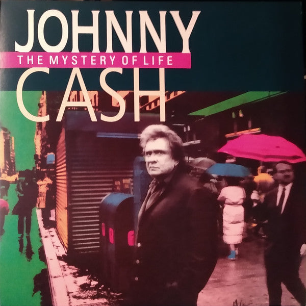 Cash, Johnny - The Mystery Of Life