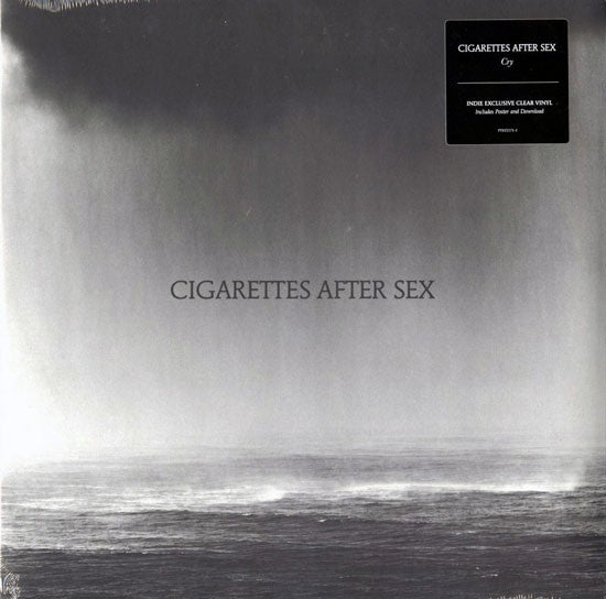 Cigarettes After Sex - Cry (ltd.clear vinyl)