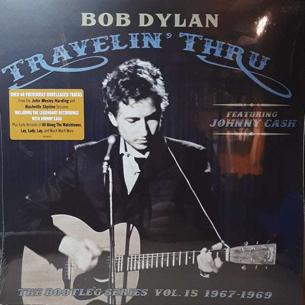 Dylan, Bob - Travelin' Thru: The Bootleg Series Vol. 15. feat. Cash, Johnny