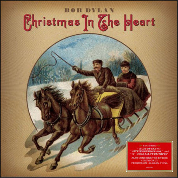 Dylan, Bob ‎– Christmas In The Heart