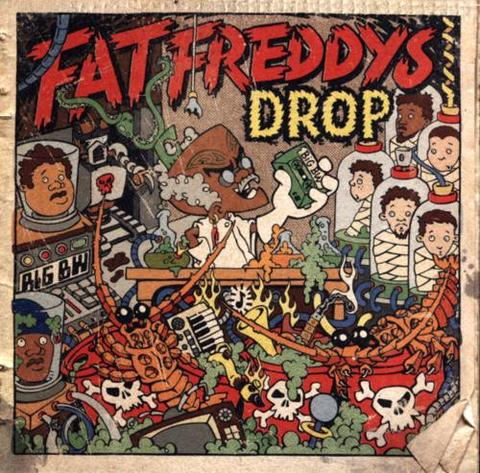 Fat Freddys Drop - Dr. Boondiga & The Big BW