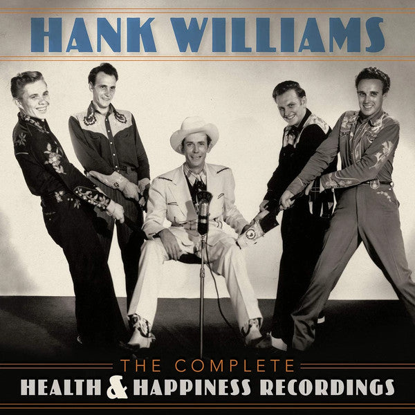 Williams, Hank - The Complete Health & Happiness Recordings