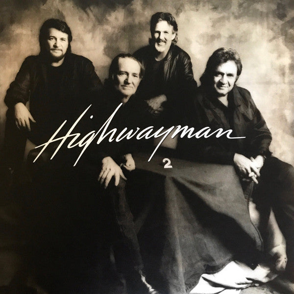 Jennings / Nelson / Cash / Kristoffersen - Highwayman 2