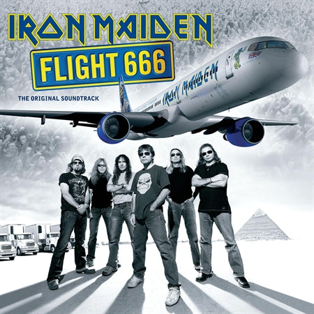 Iron Maiden ‎– Flight 666 - The Original Soundtrack