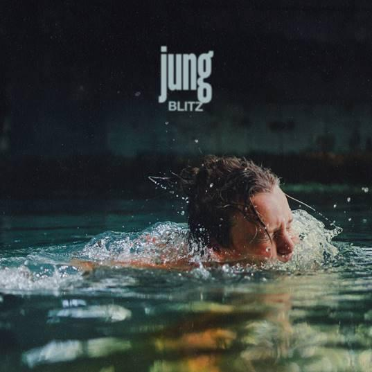 Jung - Blitz  (Crystal Clear Vinyl)