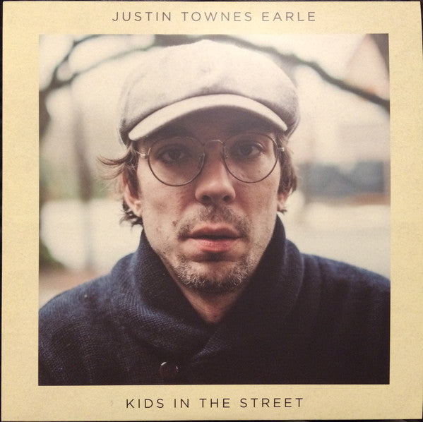 Earle, Justin Townes ‎– Kids In The Street