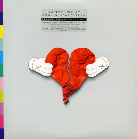 West, Kanye - 808s & Heartbreak