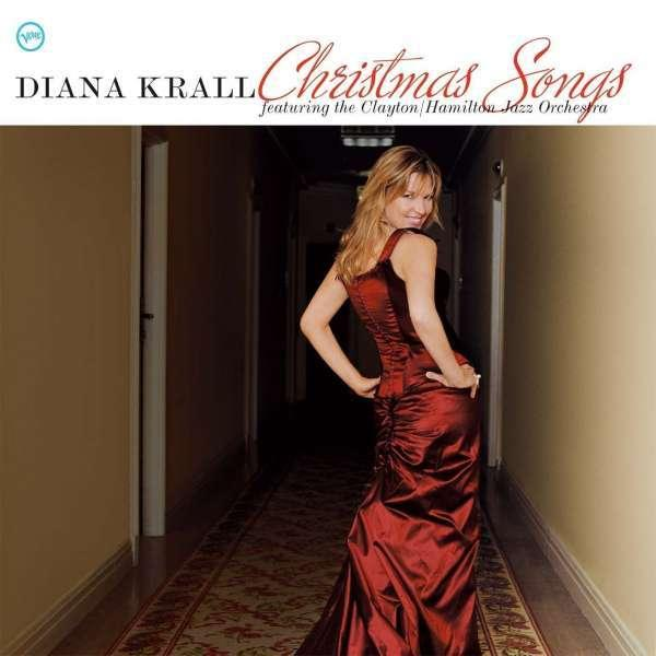 Krall, Diane Featuring The Clayton/Hamilton Jazz Orchestra – Christmas Songs