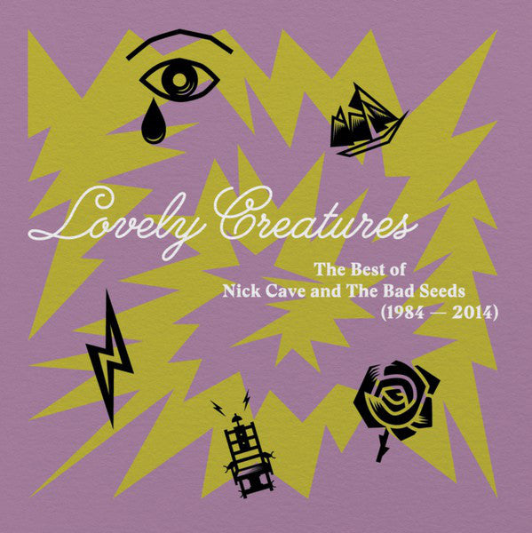 Cave, Nick & The Bad Seeds - Lovely Creatures (Best of 1984-2004)