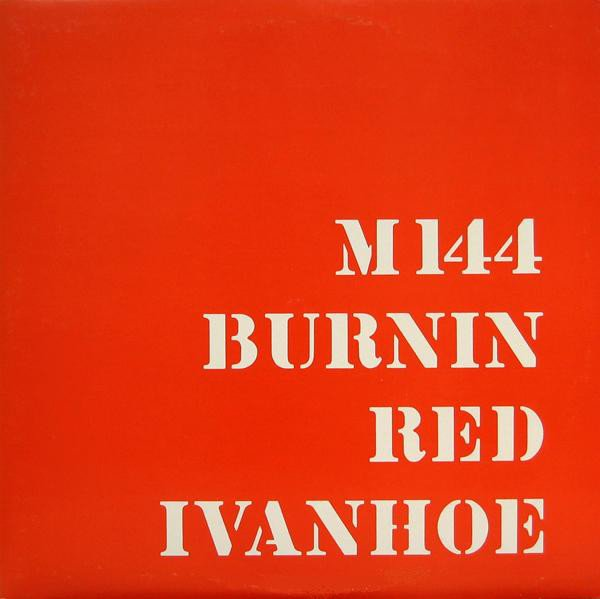 Burnin Red Ivanhoe - M144