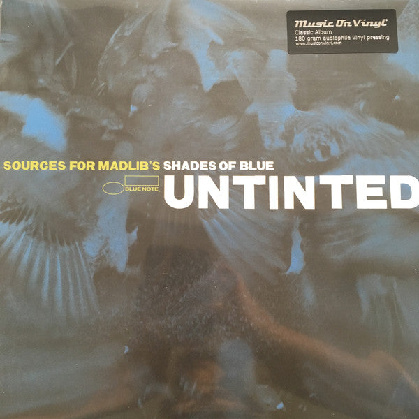 Various - Untinted (Sources For Madlib's Shades Of Blue)