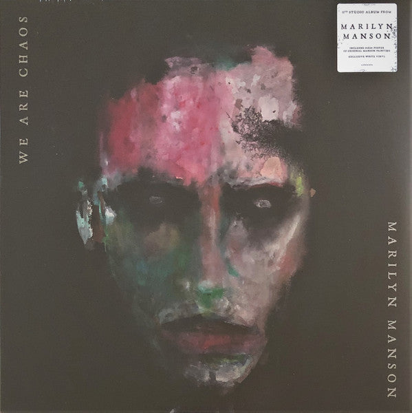 Manson, Marilyn - We Are Chaos