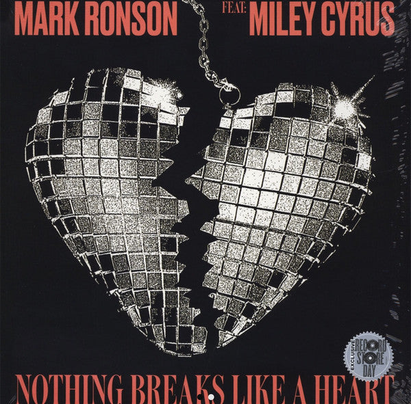 Ronson, Mark & Cyrus, Miley - Nothing Breaks Like A Heart