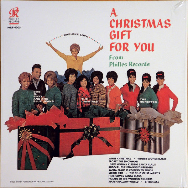Various ‎– A Christmas Gift For You From Philles Records