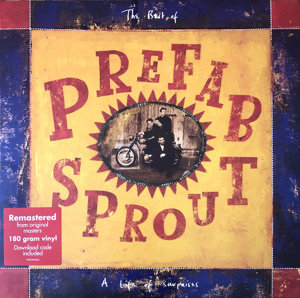 Prefab Sprout - The Best Of