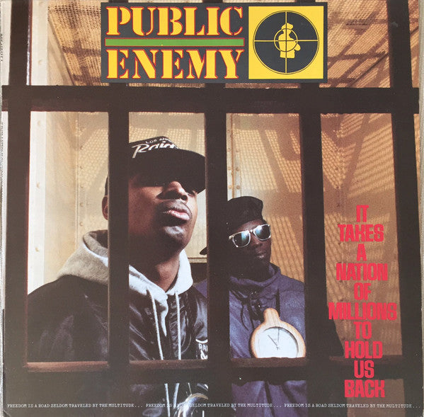 Public Enemy - It Takes A Million Of Millions To Hold Us Back