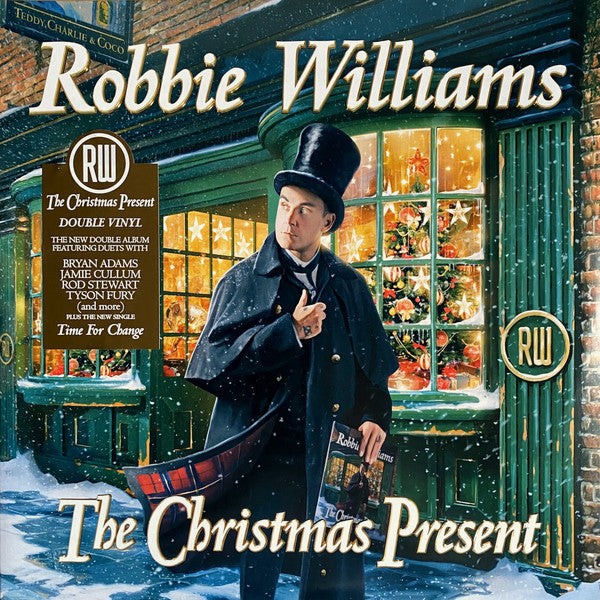 Williams, Robbie ‎– The Christmas Present