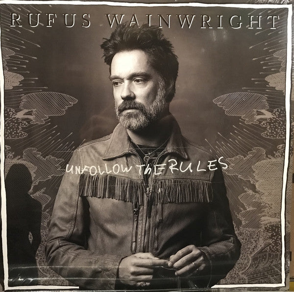 Wainwright, Rufus ‎– Unfollow The Rules