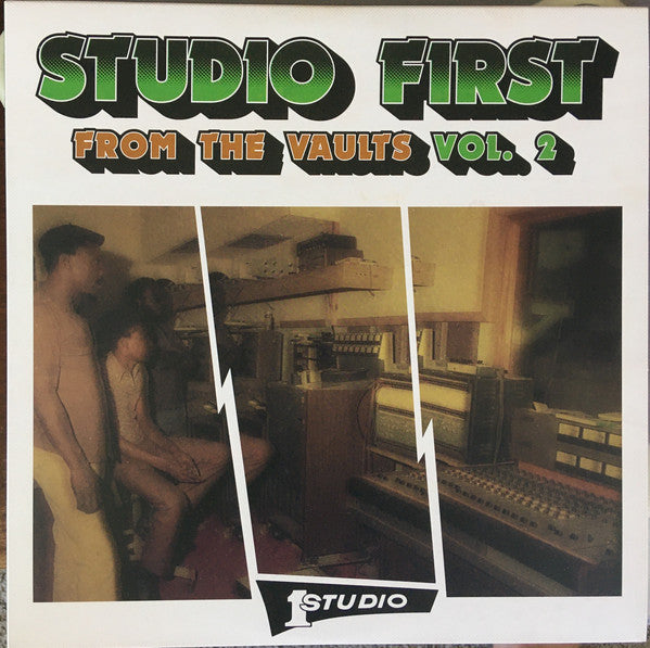 Various ‎– Studio First, From The Vaults Volume 2