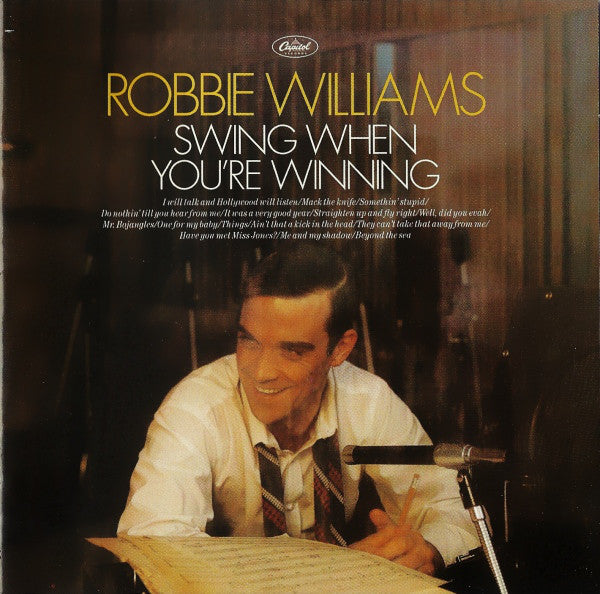 Williams, Robbie - Swing When Your Winning