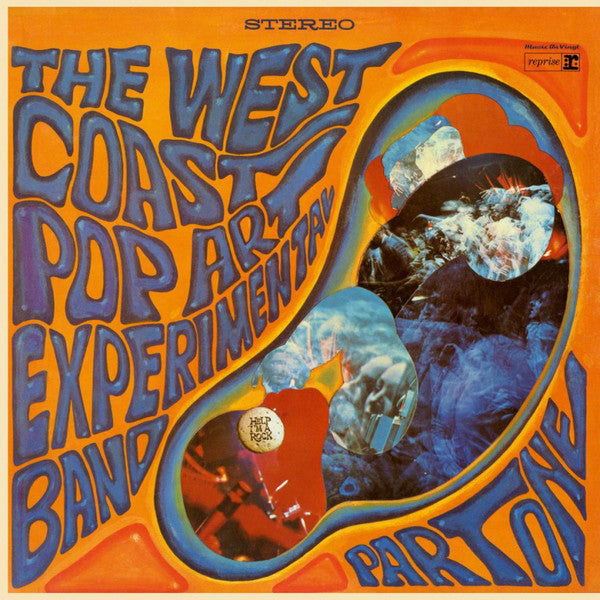 The West Coast Pop Art Experimental Band ‎– Part One