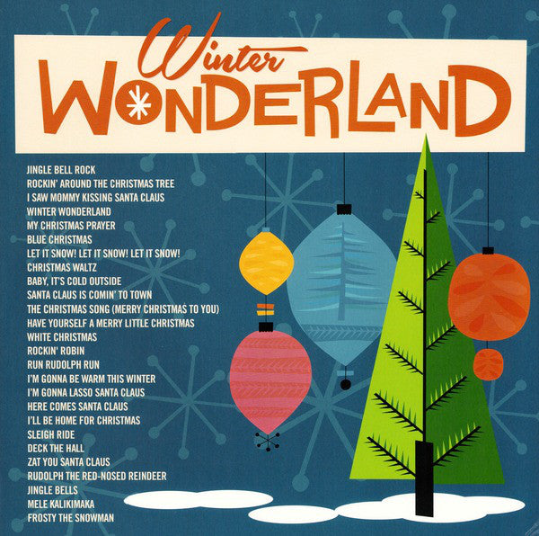 Various ‎– Winter Wonderland