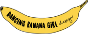 Dancing Banana Girl Design
